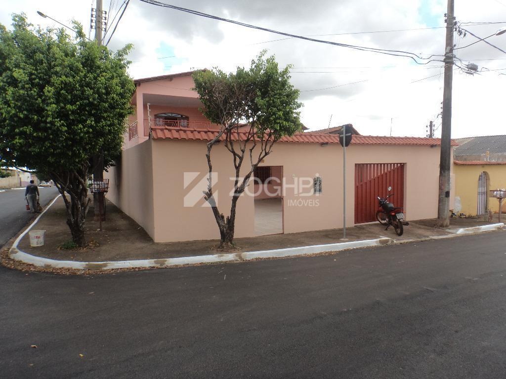 Casa residencial para locação, Flodoaldo Pontes Pinto, Porto Velho.