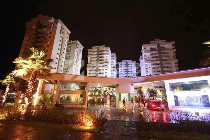 Apartamento residencial para locação, Costa e Silva, Porto Velho.