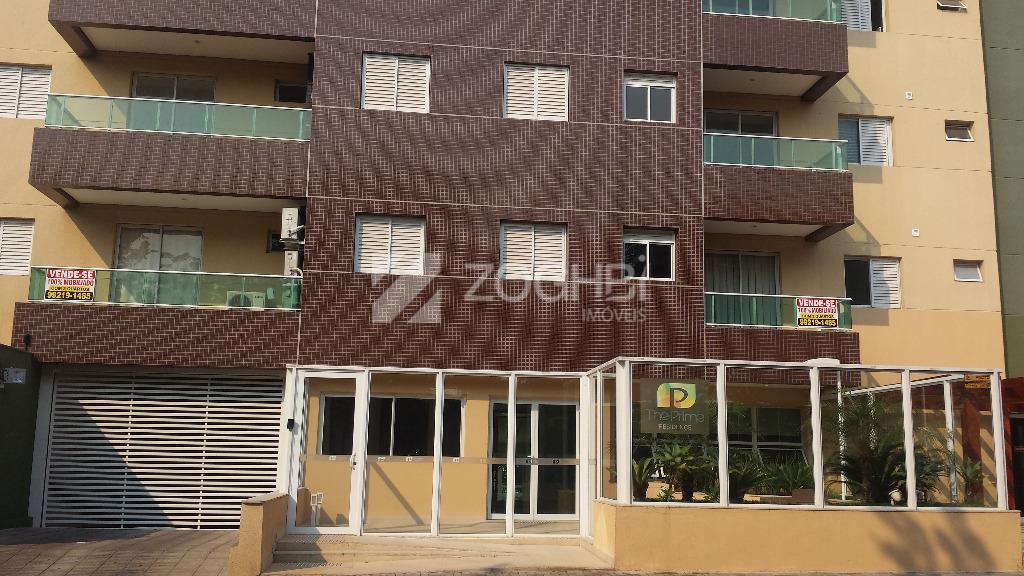 Apartamento residencial para locação, Olaria, Porto Velho.