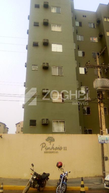 Apartamento residencial à venda, Rio Madeira, Porto Velho - AP1041.