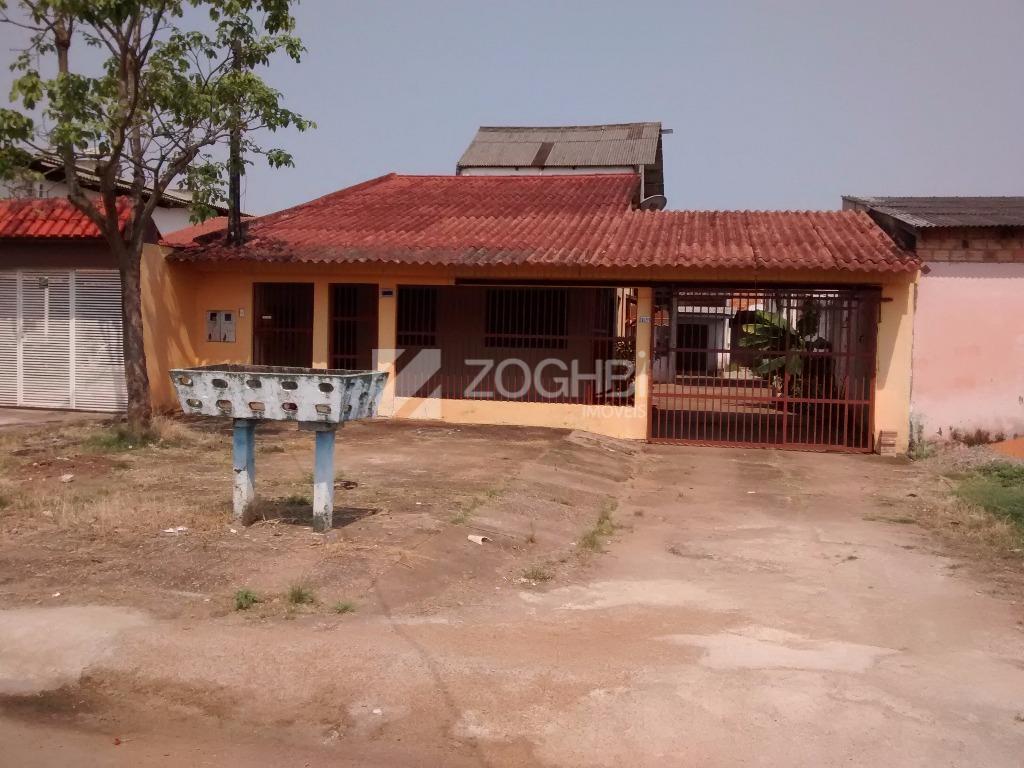 Casa residencial à venda, Embratel, Porto Velho - CA0130.