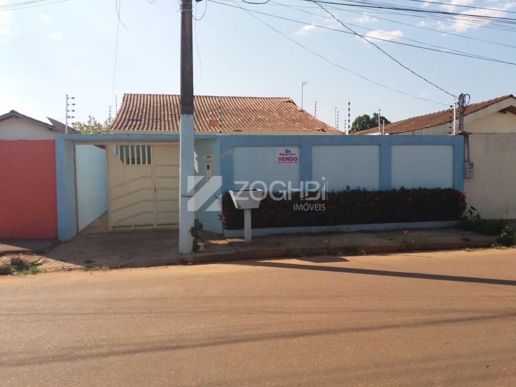 Casa residencial à venda, Cohab, Porto Velho - CA1222.