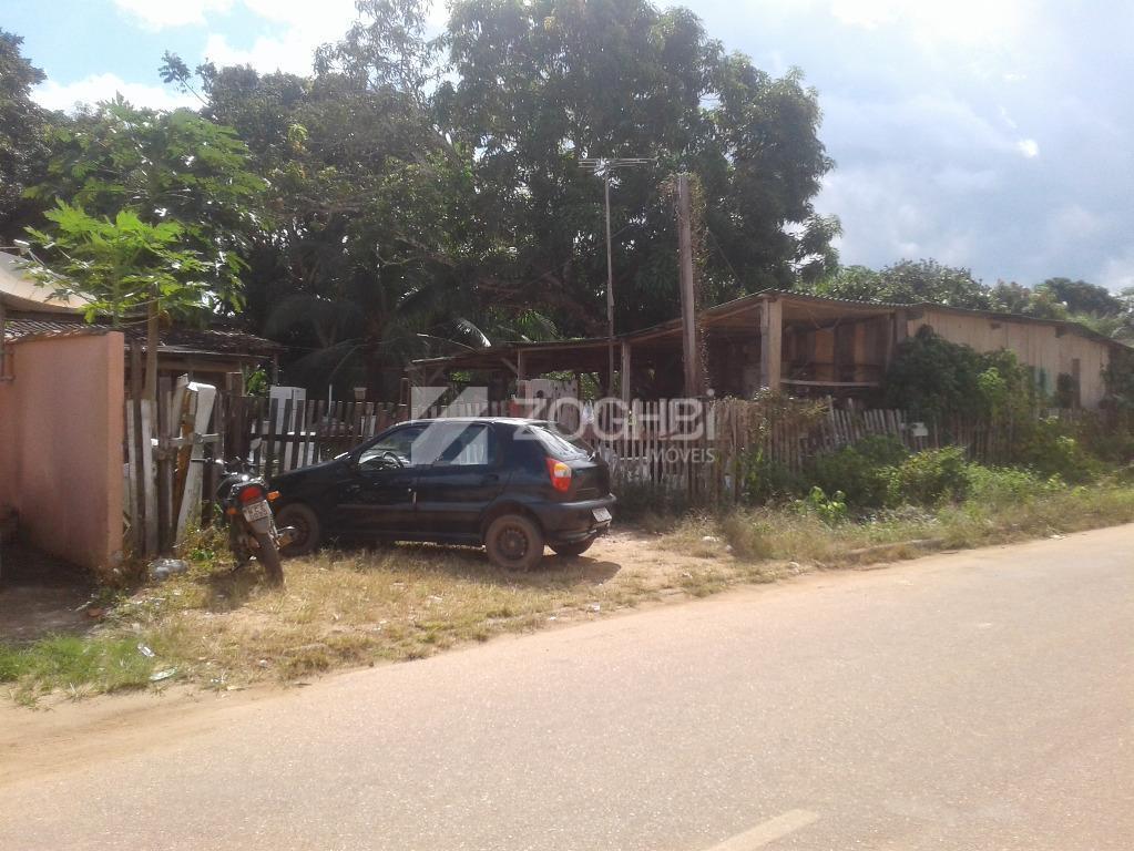 Terreno residencial à venda, União, Candeias do Jamari.