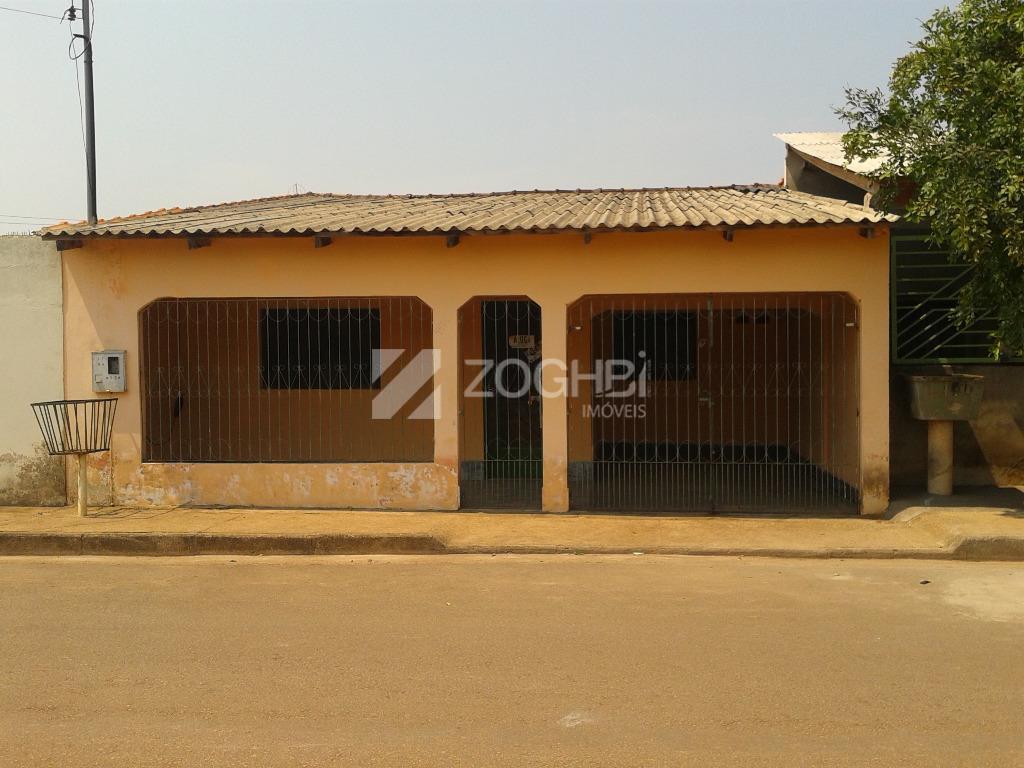 Casa residencial à venda, Caladinho, Porto Velho - CA1227.