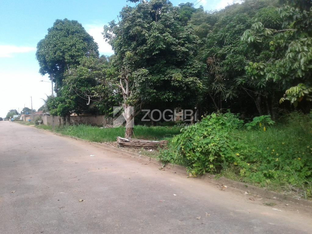 Terreno residencial à venda, Palheiral, Candeias do Jamari.