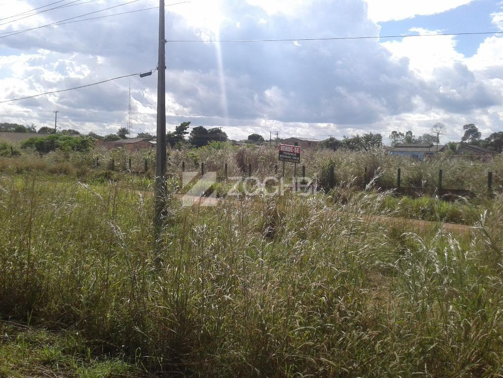 Terreno residencial à venda, Santa Cecilia, Candeias do Jamari.