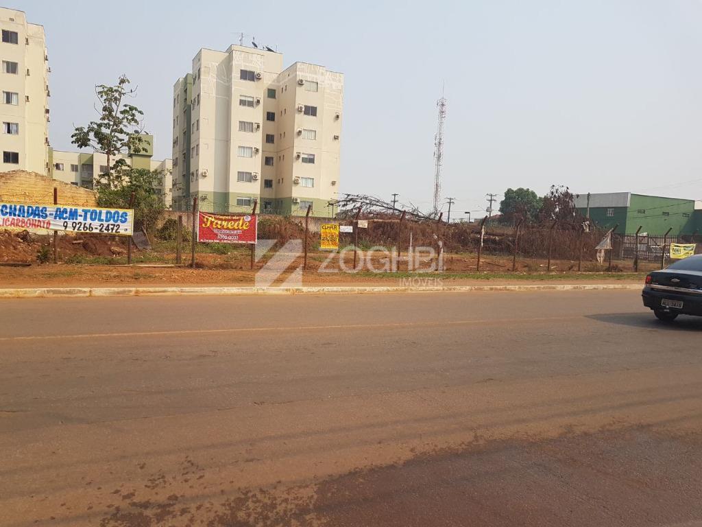 Terreno comercial à venda, Floresta, Porto Velho - TE0375.