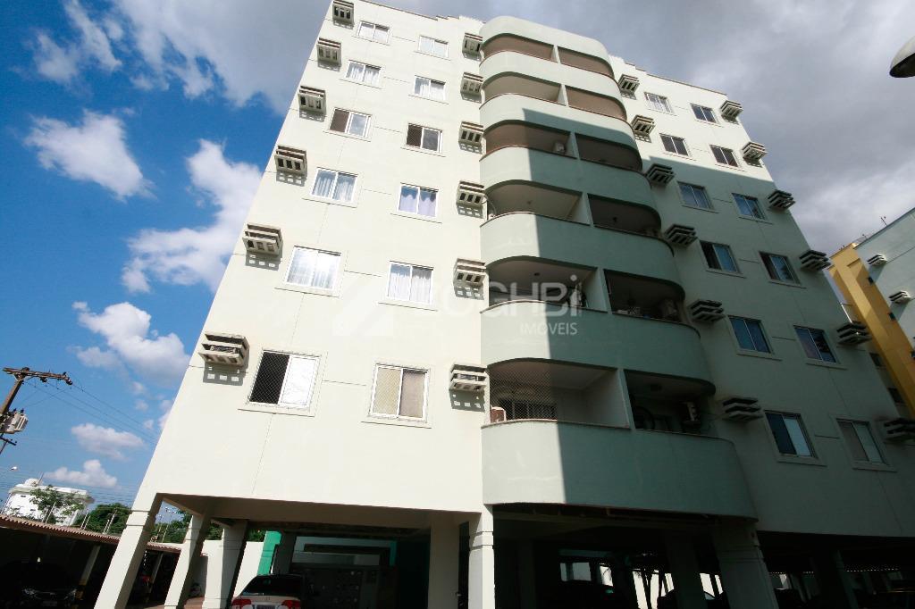 Apartamento residencial à venda, Condomínio Garden Village, Porto Velho.