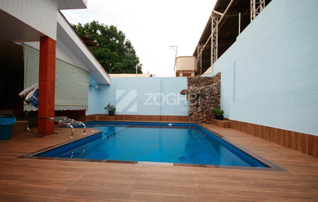 Casa residencial à venda, Lagoa, Porto Velho - CA0224.