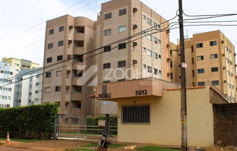 Apartamento residencial à venda, Aponiã, Porto Velho - AP1053.
