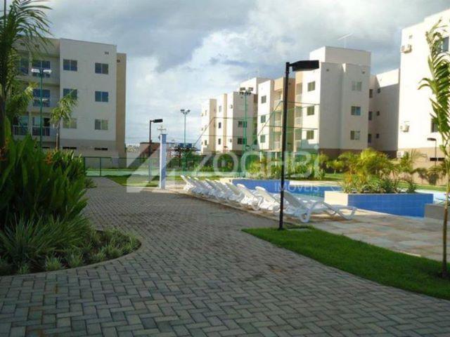 Apartamento residencial à venda, Rio Madeira, Porto Velho - AP1055.