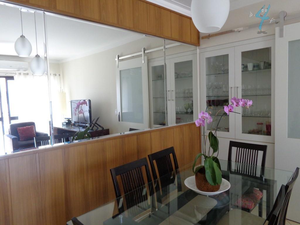 Apartamento residencial à venda, Vila Industrial, Araçatuba.