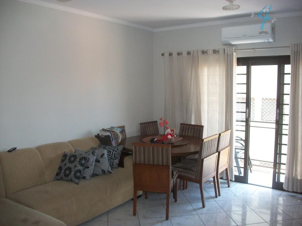 Apartamento residencial à venda, Saudade, Araçatuba.