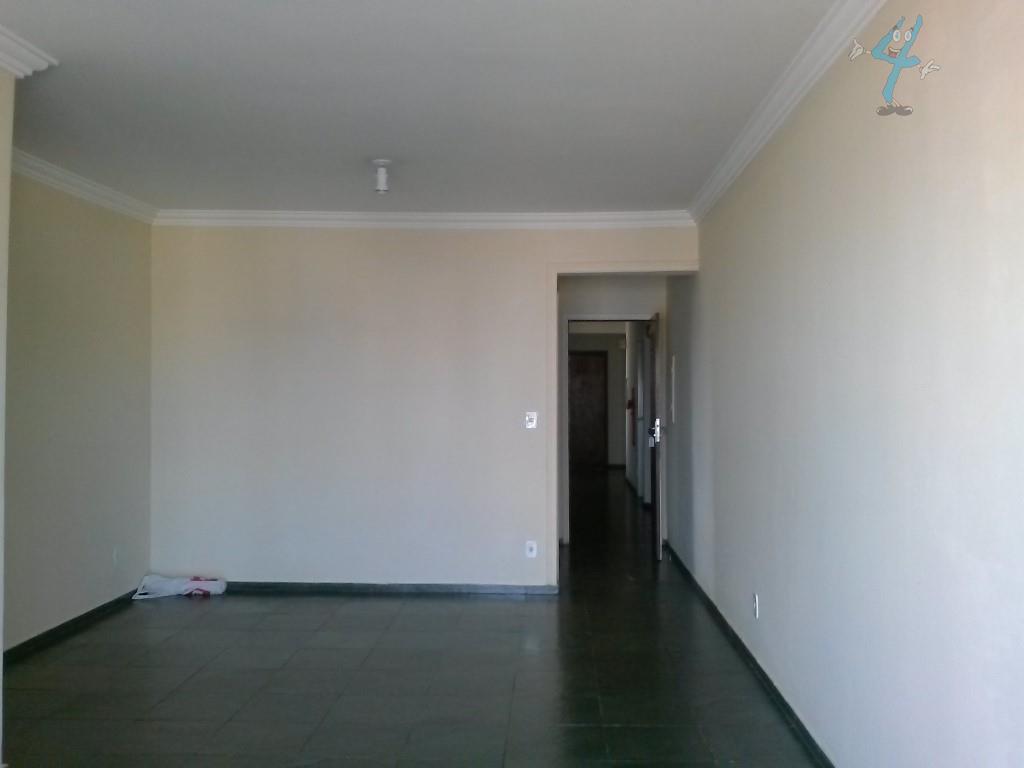 Apartamento residencial para locação, Saudade, Araçatuba.