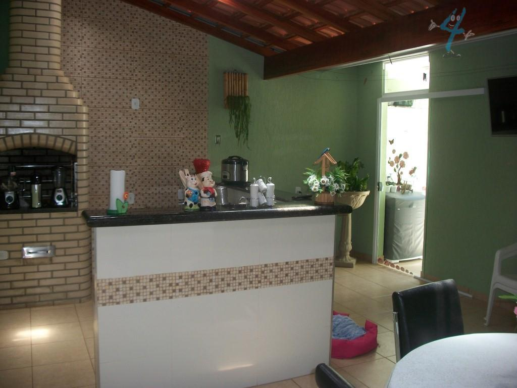 Casa residencial à venda, Aeroporto, Araçatuba.