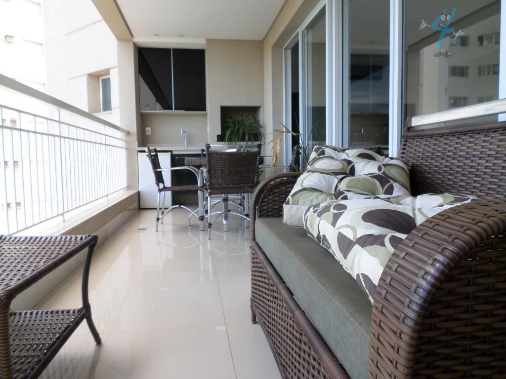 Apartamento residencial à venda, Vila Santo Antônio, Araçatuba.