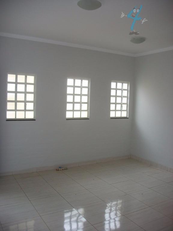 Casa residencial para locação, Jardim Nova Yorque, Araçatuba.
