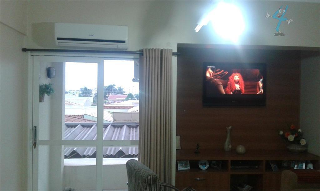 Apartamento residencial à venda, Icaray, Araçatuba.