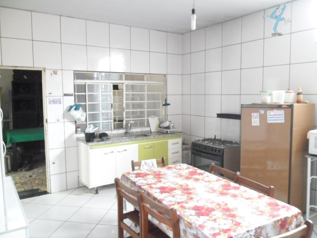 Casa residencial à venda, Conjunto Habitacional Hilda Mandarino, Araçatuba.