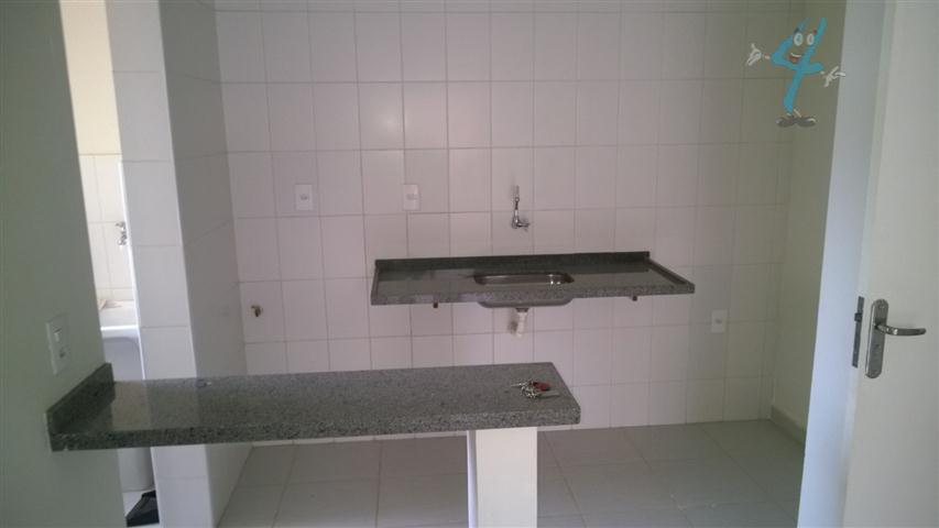 Apartamento  residencial para locação, Conjunto Habitacional Doutor Antônio Villela Silva, Araçatuba.