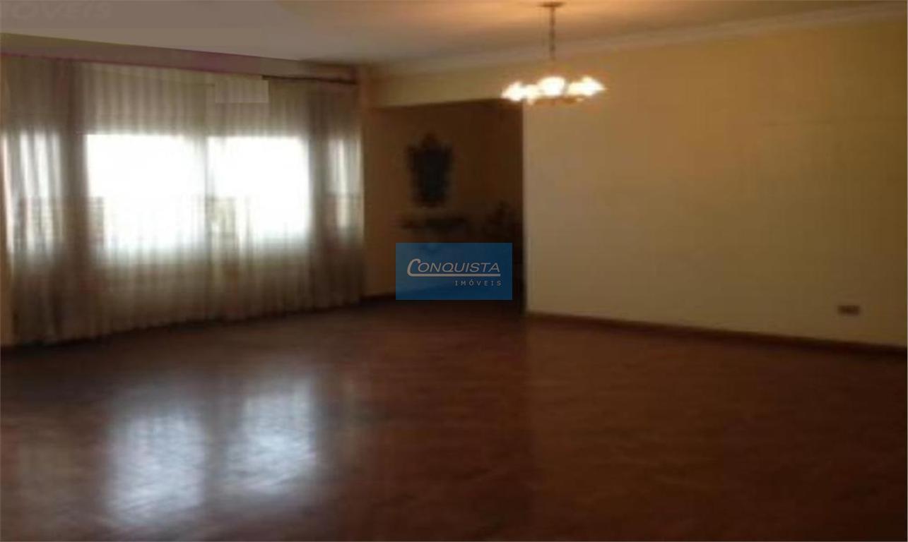 Apartamento residencial à venda, Centro, São Bernardo do Campo - AP0086.