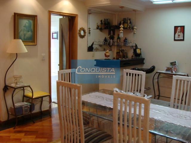 Apartamento residencial à venda, Jardim do Mar, São Bernardo do Campo.
