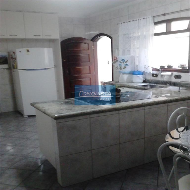 Sobrado residencial à venda, Jardim do Mar, São Bernardo do Campo - SO0245.