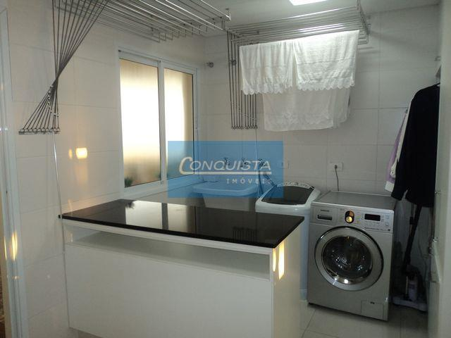 cobertura duplex com lazer completo na chácara inglesa, em são bernardo do campo, com 3 dormitórios,...