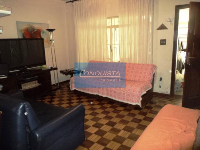 Sobrado residencial à venda, Jardim do Mar, São Bernardo do Campo - SO0232.