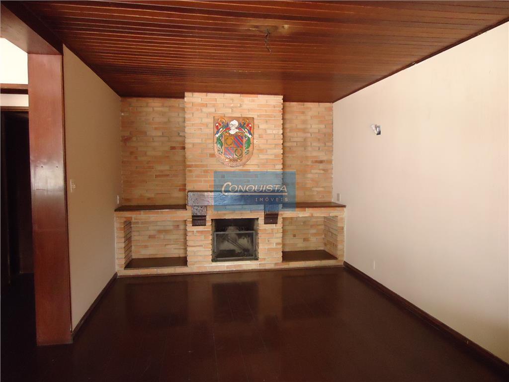 Casa residencial à venda, Centro, Santo André - CA0160.