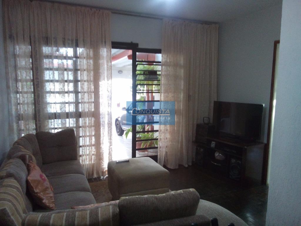 Casa residencial à venda, Rudge Ramos, São Bernardo do Campo.
