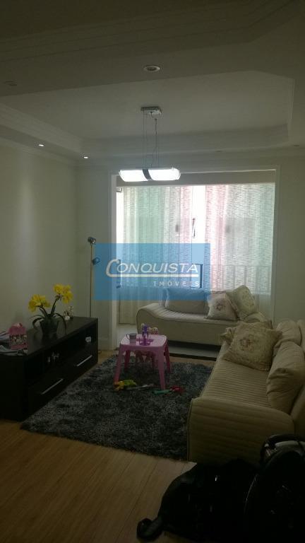 Apartamento residencial à venda, Jardim Wallace Simonsen, São Bernardo do Campo.