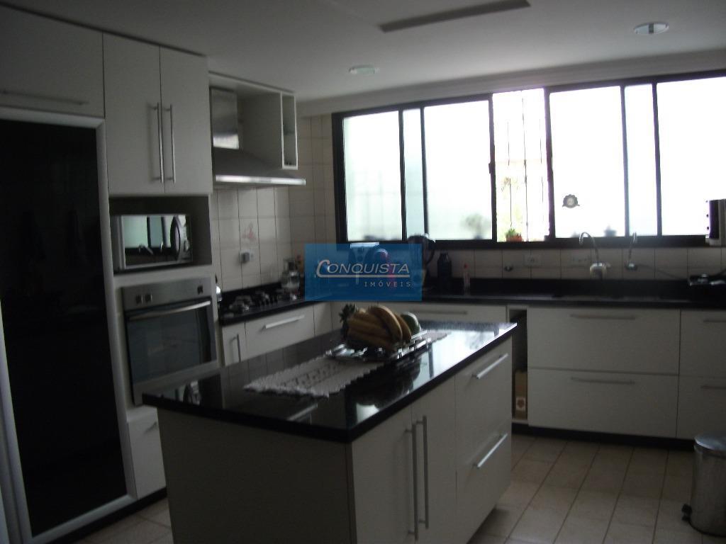 Sobrado residencial à venda, Vila Anita, São Bernardo do Campo.