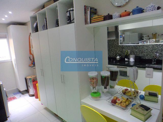 charme, sofisticação e estilo - 3 dormitórios com 1 suite, 87 bem distribuídos - todo mobiliado...
