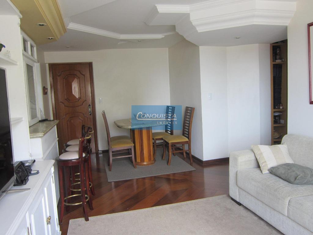 Apartamento com 2 dormitórios à venda, 80 m² por R$ 424.000 - Rudge Ramos - São Bernardo do Campo/SP