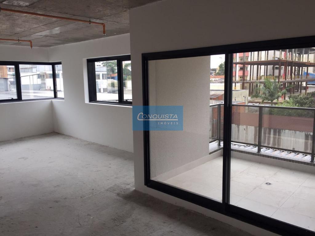 sala comercial, centro, são bernardo do campo, sala com 66,50m² de área útil, sala de reunião...