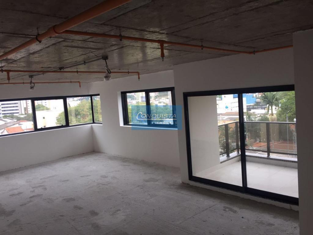 Sala comercial para locação, Centro, São Bernardo do Campo.