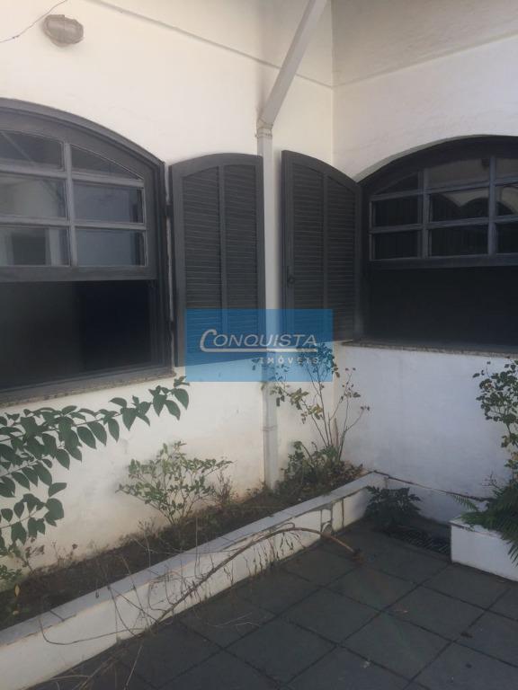 Terreno à venda, 312 m² por R$ 650.000 Rua Doutor Fausto Ribeiro de Carvalho, 500 - Rudge Ramos - São Bernardo do Campo/SP