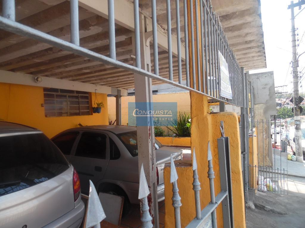 Terreno residencial à venda, Alves Dias, São Bernardo do Campo.