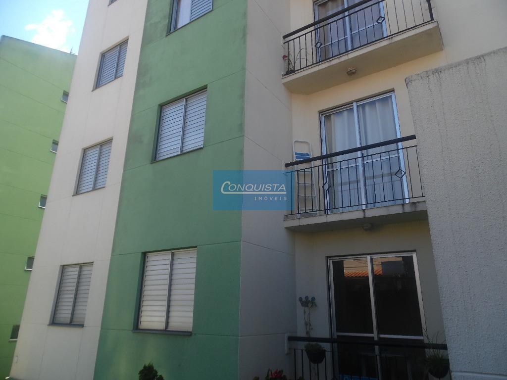 Apartamento residencial para venda e locação, Jardim Casa Grande, Diadema.