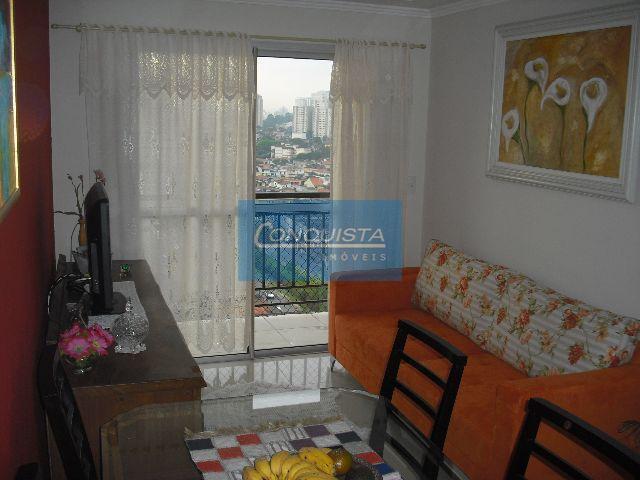 Apartamento residencial à venda, Jardim Nova Petrópolis, São Bernardo do Campo.