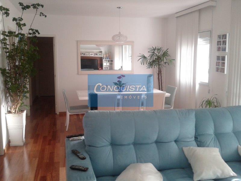 Apartamento à venda, 128 m² por R$ 810.000,00 - Nova Petrópolis - São Bernardo do Campo/SP