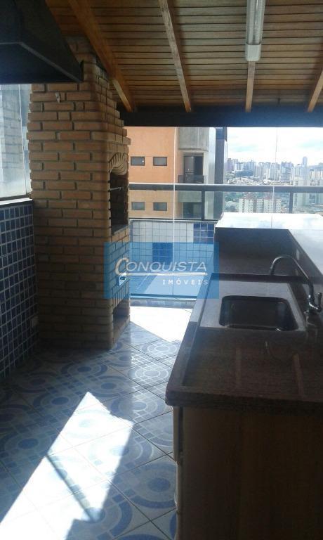 apartamento duplex, bairro caminho do mar, são bernardo do campo, 3 dormitórios e uma suíte, sala...