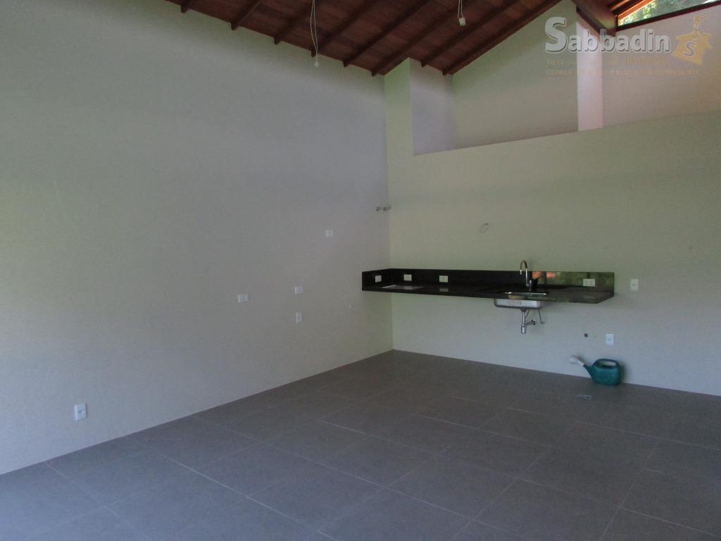 oportunidade! primeira locação! excelente casa em condomínio com fácil acesso e terreno de 2.813m², casa composta...