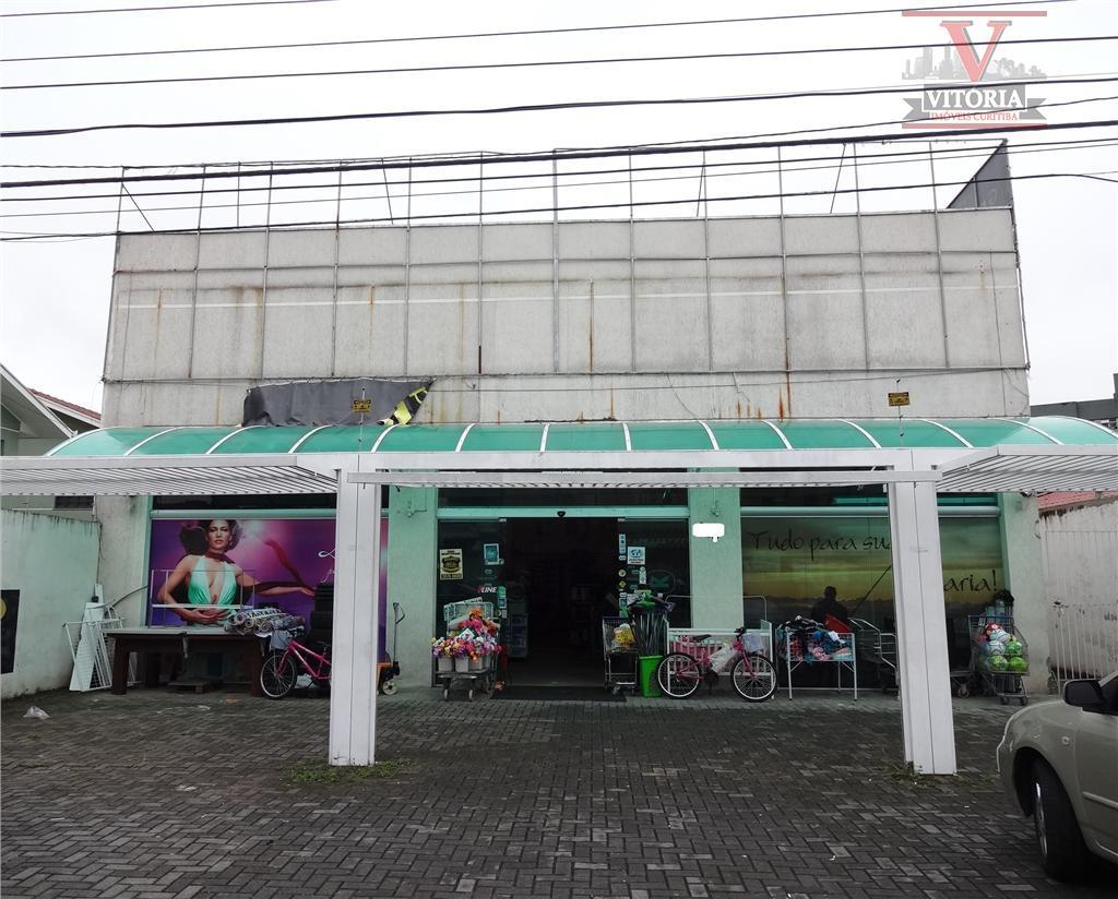 Barracão comercial à venda, Hauer, Curitiba - BA0002.