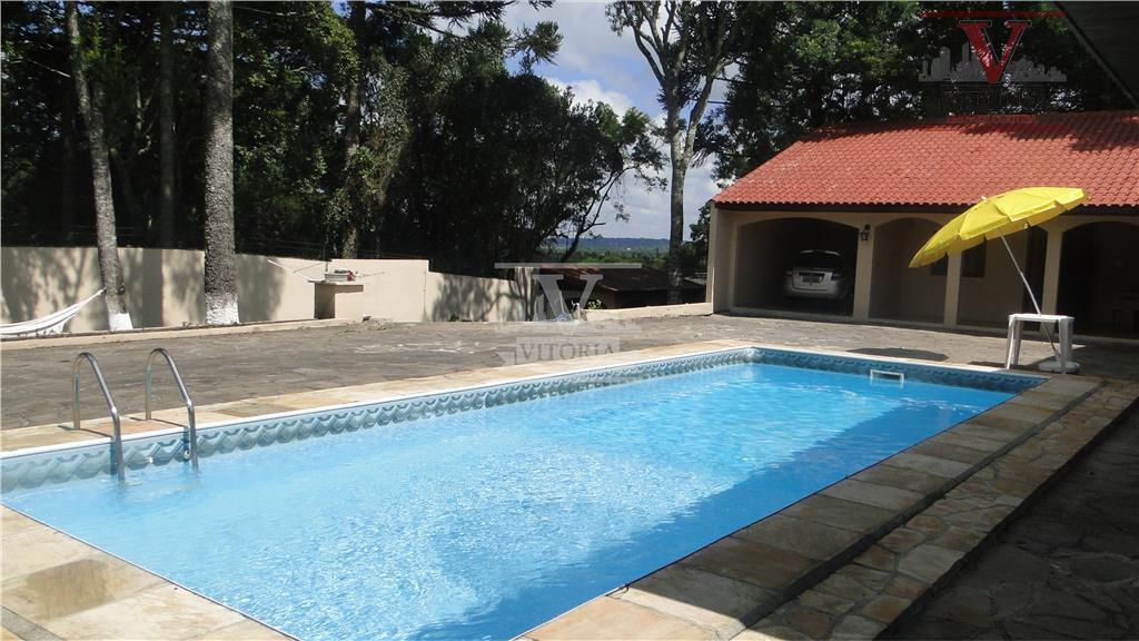 ATENÇÃO CONSTRUTORAS - Casa com terreno à venda, Aristocrata, São José dos Pinhais - CA0113.
