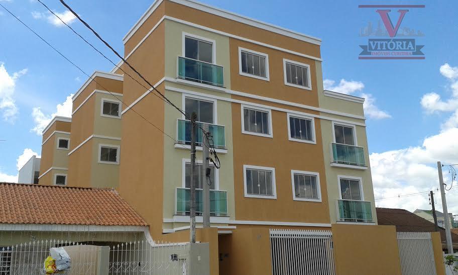 Apartamento à venda, Afonso Pena, São José dos Pinhais - AP0402.