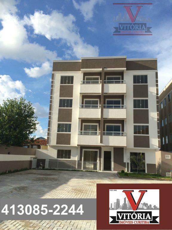 Apartamento à venda, Cidade Jardim, São José dos Pinhais - AP0371.