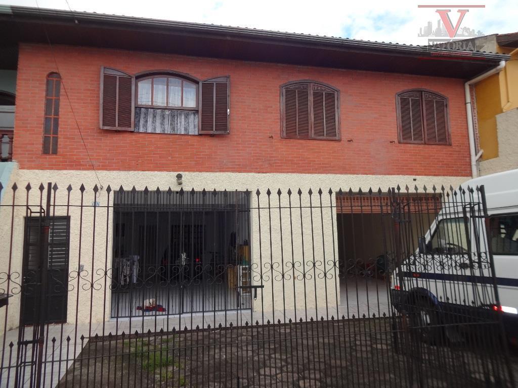 Sala comercial + Apartamento residencial à venda, Xaxim, Curitiba - SO0152.