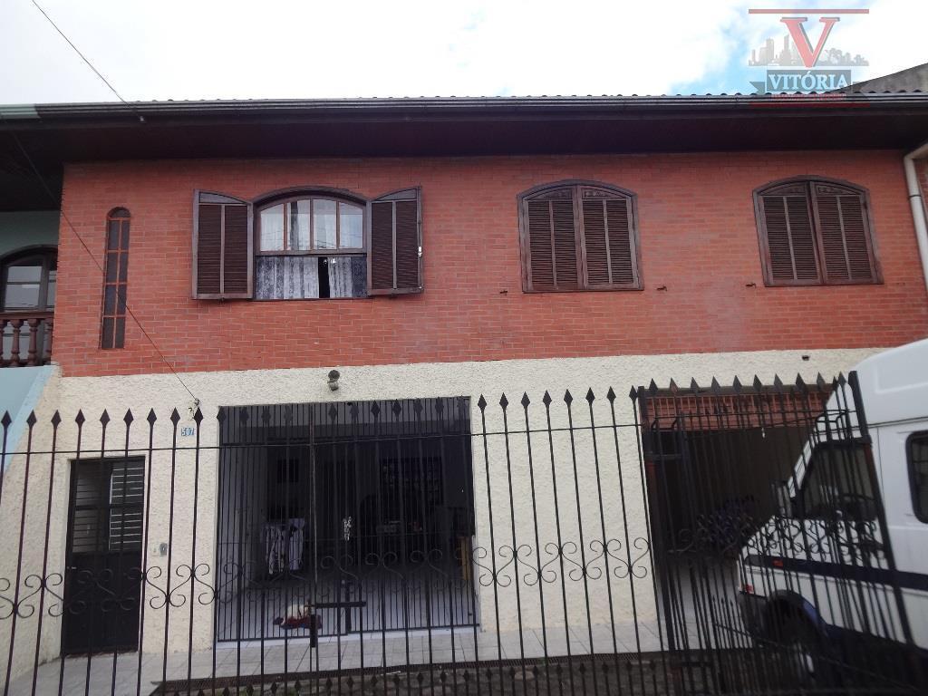 Imóvel para investimento com Sala comercial e 01 Apartamento no Xaxim Curitiba-PR